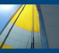 custom made spinnaker